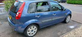 Ford Fiesta Style 2006 1.3