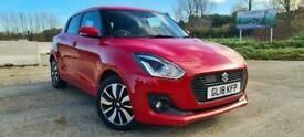 image for 2018 Suzuki Swift 1.0 Boosterjet SZ5 Auto 5dr -ONLY 6K, Full Service History