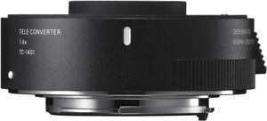 Trade Sigma 1.4x Teleconverter TC-1401 (Canon) for Nikon same