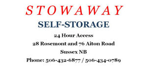 STOWAWAY SELF STORAGE IN SUSSEX