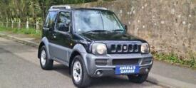 image for Suzuki Jimmy Automatic Black 1.3 VVT JLX 4X4 Jeep 2006