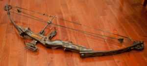 compound bow adult size