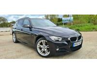 2013 BMW 3 Series 2.0 320d M Sport Touring xDrive 1 Owner Full Service History