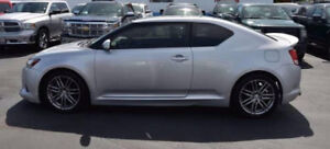 2011 Scion tC 6-speed Manual - Silver Hatchback - Low KMs!