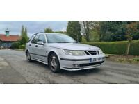 2004 Saab 9-5 2.0t Vector 5dr Auto GREAT DRIVING CAR CAN DELIVER PX WELCOME ESTA