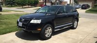 2004 VW Touareg v8 low KM safety e tested