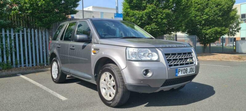 2008 Land Rover Freelander 2.2 Td4 SE 5dr Auto ESTATE Diesel Automatic