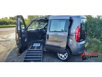 2019 Fiat Doblo Petrol Up Front Passenger Wheelchair Accessible Vehicle Car