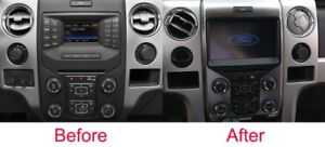 Ford F150 F250 F350 Android Expedition Android GPS Naviga