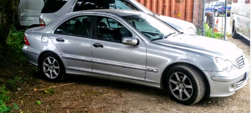 Mercedes C180 SE Kompressor Auto, petrol | in Bristol | Gumtree