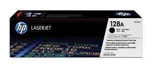 HP Cartouche Originale de toner noire 128A (CE320A) Neuve / New