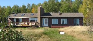 NEW PRICE - Cottage on Northwest Gander River