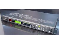 "Yamaha FX900 rackmount guitar / studio multi-effects (""Simul-Effect Processor"")"