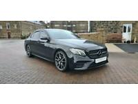 2017 Mercedes-Benz E43 AMG 4MATIC 9G-Tronic 3.0 ( 401ps ) ( s/s ) 2018MY