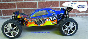 New RC Buggy/Car Brushless Electric BT9 Pro Version Bazooka Kitchener / Waterloo Kitchener Area image 7
