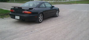 1993 MAZDA MX-6, 140,000 KM's - two owners.