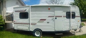 2011 18ft starcraft ar-one trailer very gently used