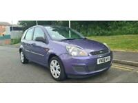 2008 Ford Fiesta 1.6 Style 5dr Auto [Climate] HATCHBACK Petrol Automatic