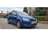 2009 Volkswagen Touran 1.9 TDI SE 105 5dr 12 MONTHS MOT GOOD HISTORY CAN DELIVER