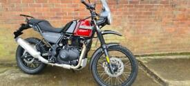 Royal Enfield Himalayan - Brand new Black and Red Dual Colour - 2 year warranty