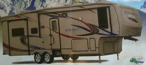 Blue Ridge by Forest River fifth wheel