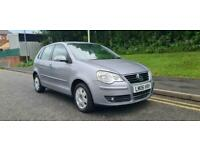 2006 Volkswagen Polo 1.4 S 75 5dr Auto HATCHBACK Petrol Automatic