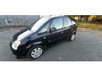 2009 Vauxhall Meriva 1.4 i 16v Design 5dr (a/c) MPV Petrol Manual