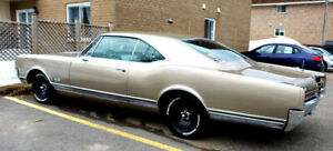 Oldsmobile delta coupé holiday