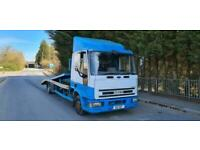 1999 IVECO-FORD RECOVERY TRUCK CAN DELIVER CARDS PX WECOME Diesel Manual