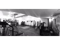 Personal training space to rent in Marylebone