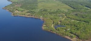 SUBDIVISION FOR SALE ON GRAND LAKE, NB