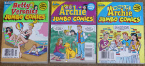 Archie Digests     $4 EACH