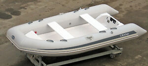 GRAND Rigid Inflatable Boat S370N