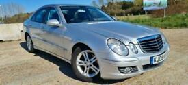 image for 2008 Mercedes E Class 2.1 E220 CDI Avantgarde 4dr 1Owner Full Mercedes S.History