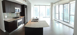 Two bedrooms condo for rent (King/Spadina)