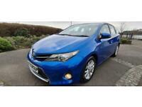 2013 Toyota Auris 1.6 V-Matic Icon 5dr Multidrive S HATCHBACK Petrol Manual