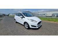 2013 Ford Fiesta 1.25 82 Zetec 5dr HATCHBACK Petrol Manual