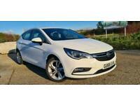 2016 Vauxhall Astra 1.4i SRi 5dr 1 Owner Full Vauxhall S.History New MOT