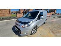 2014 Ford Transit Connect 1.6 TDCi 115ps Limited Van NO VAT PANEL VAN Diesel Man