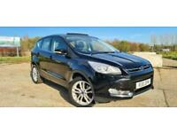 2013 Ford Kuga 2.0 TDCi Titanium X 4x4 Powershift 1 Owner Full S.History New MOT