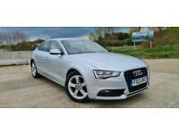 2013 Audi A5 2.0 TDI SE Technik Sportback Multitronic 5dr 2 Owners New MOT