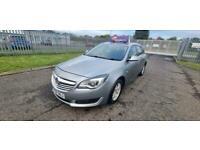 2014 Vauxhall Insignia 2.0 CDTi [140] ecoFLEX Design Nav 5dr [Start Stop] ESTATE