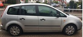 Ford Focus CMAX 1.5 TDI - Excellant Condition, LOW Mileage 56,786 miles, 12 months MOT included.