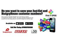 See how many times a customer has ordered on just a single click..