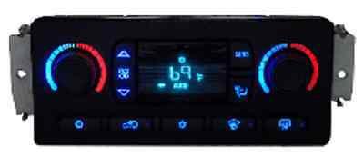 Climate Control Automatic Digital Chevy Silverado Escalade Yukon Sierra Reman
