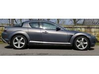 Breaking mazda rx8 most parts available