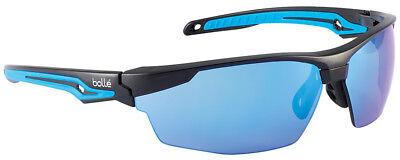 Bolle Tryon Safety Glasses Sunglasses Anti-fog Choose Lens Color Ansi Z87