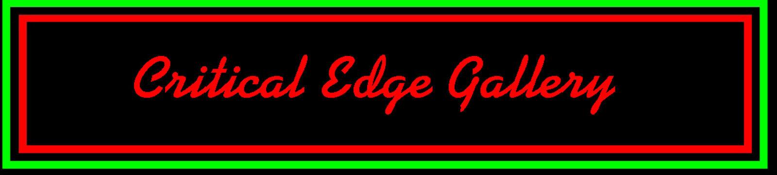 critical edge gallery