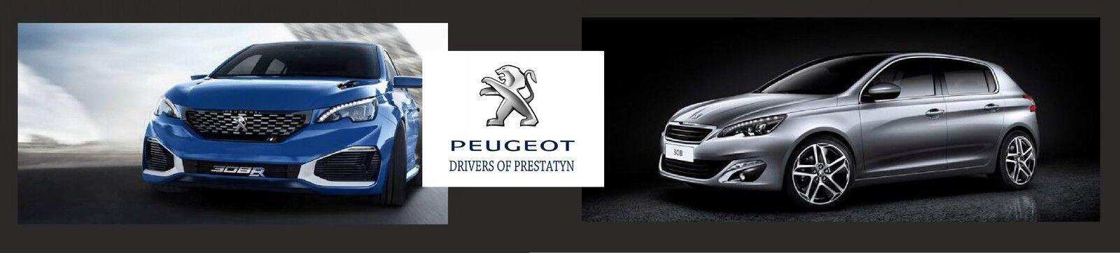 Drivers Peugeot Parts