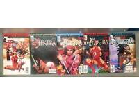 Elektra 1-5 Marvel Knights